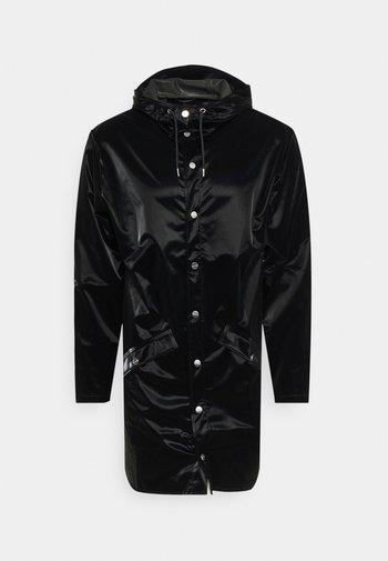 JACKET UNISEX - Waterproof jacket - black