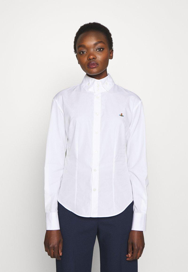 Vivienne Westwood - NEW KRALL - Košile - white