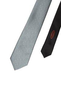 Missoni - TIE - Slips - light grey/black - 2