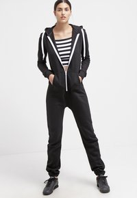 Urban Classics - Jumpsuit - black/white - 1
