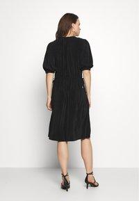 InWear - KARLO DRESS - Vestito estivo - black - 2