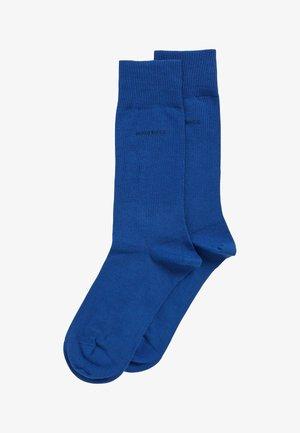 Socks - open blue