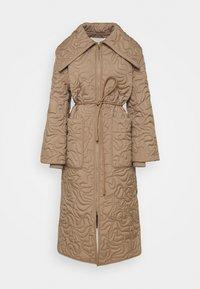 By Malene Birger - TIAMUS - Classic coat - clay - 5