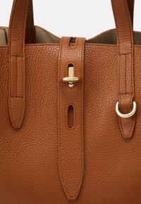 Furla - Tote bag - cognac - 4