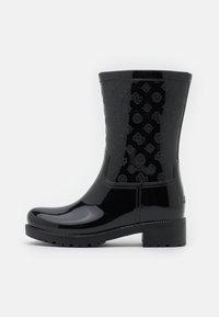 Guess - RIBBA - Botas de agua - black - 1