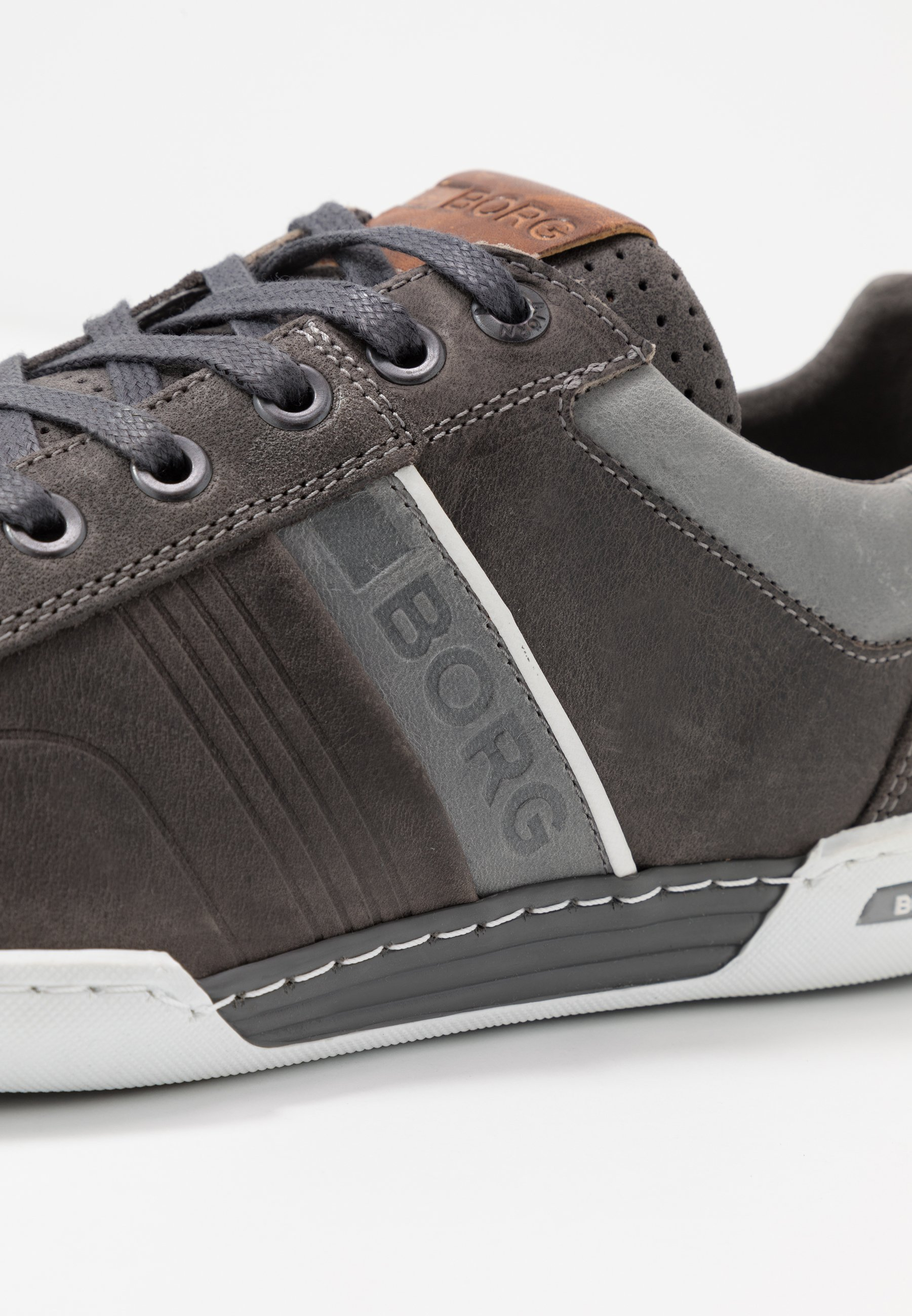 Björn Borg COLTRANE Joggesko dark grey Zalando.no