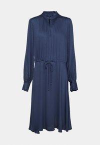 Bruuns Bazaar - BAUMA TILDA DRESS - Vestito estivo - dark blue - 4