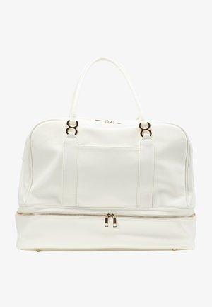 Weekend bag - white