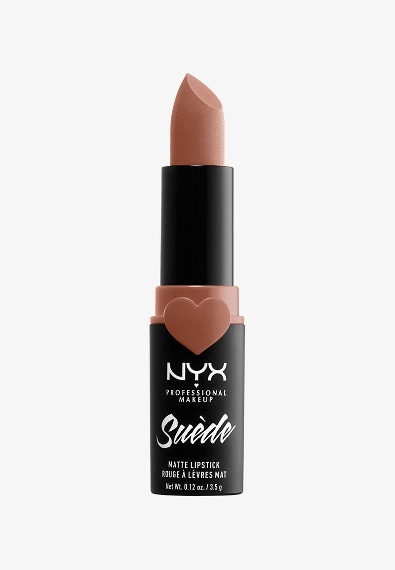 Nyx Professional Makeup - SUEDE MATTE LIPSTICK - Lipstick - 1 fetish