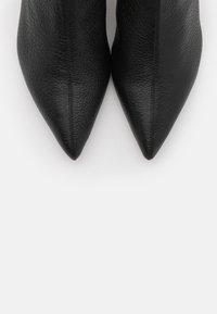 Kurt Geiger London - RIO SOCK - Classic ankle boots - black - 5