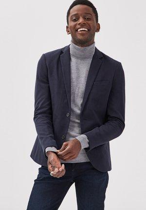 Blazer jacket - bleu marine