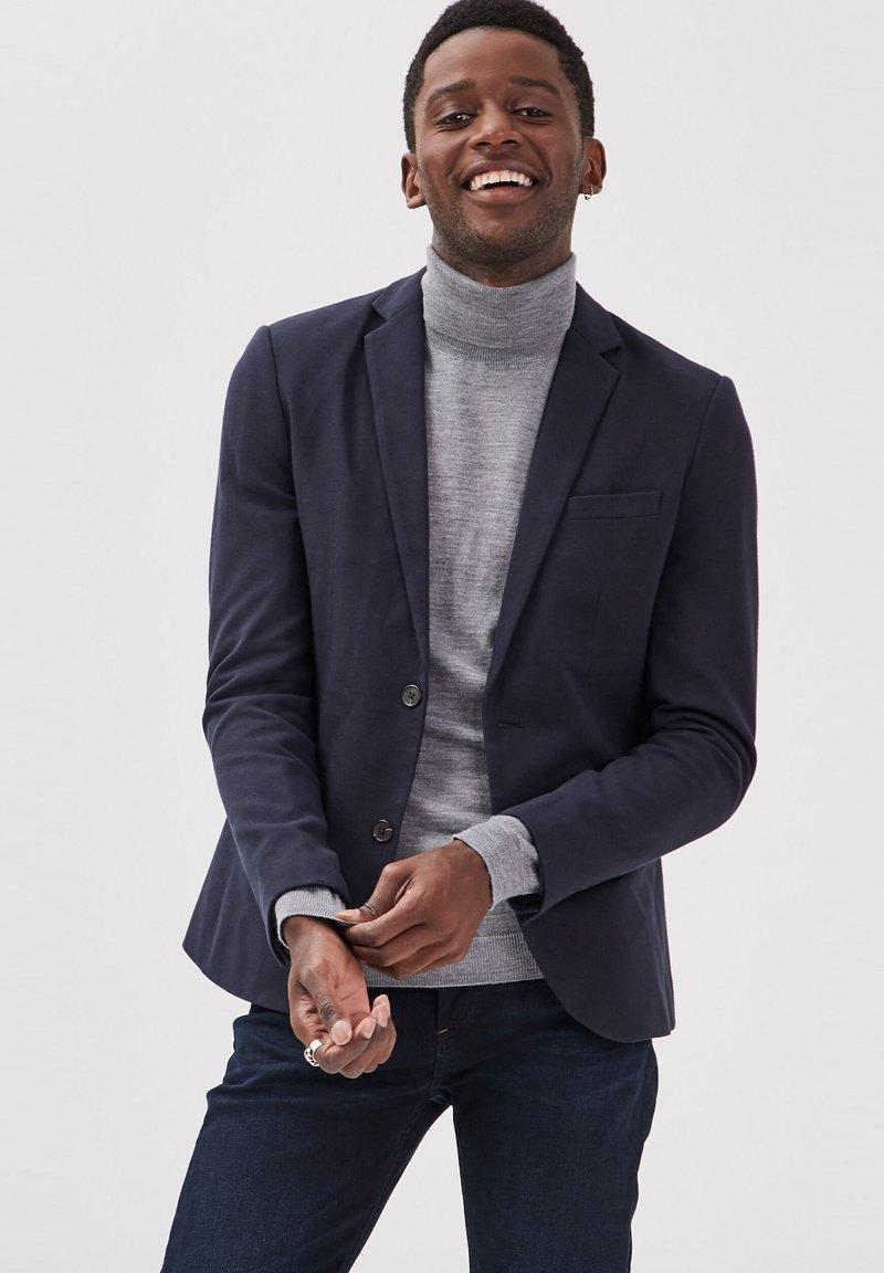 BONOBO Jeans - Blazer jacket - bleu marine