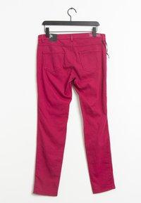 Sisley - Slim fit jeans - pink - 1