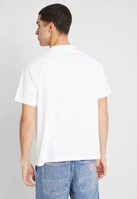 Napapijri The Tribe - SIRE - T-shirts print - bright white - 2
