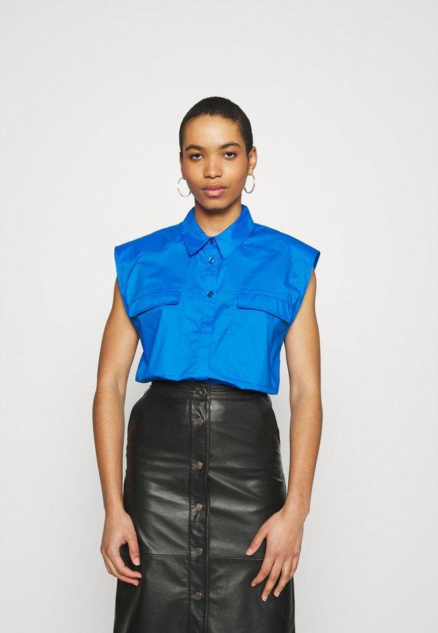 DIMMA SHIRT - Overhemdblouse - french blue