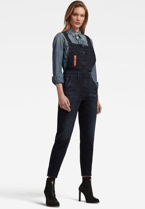 SLIM - Dungarees - worn in eve destroyed