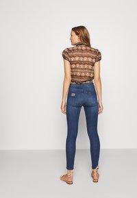 LOIS Jeans - CELIA - Jeans Skinny Fit - teal stone - 3