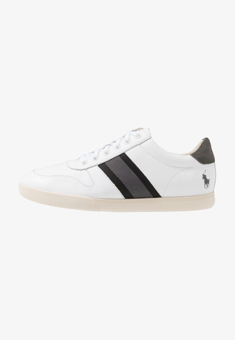 Polo Ralph Lauren - CAMILO - Baskets basses - white/black/grey