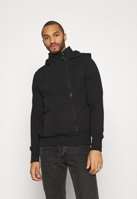 The North Face - STEEP TECH LOGO HOODIE UNISEX  - Hoodie - black - 0