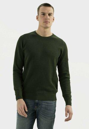 Pullover - leaf green