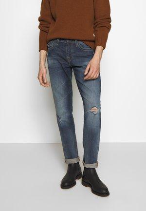 NEW GENO - Slim fit jeans - blue denim