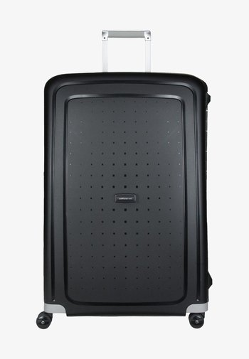 S'CURE  - Wheeled suitcase - black