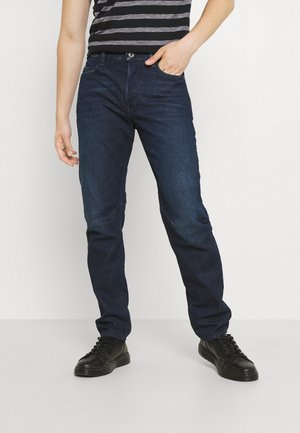 STAQ TAPERED - Jeans Tapered Fit - dark blue
