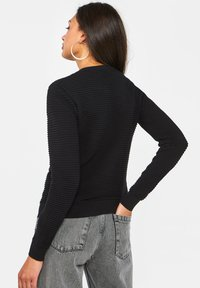 WE Fashion - Cardigan - black - 2
