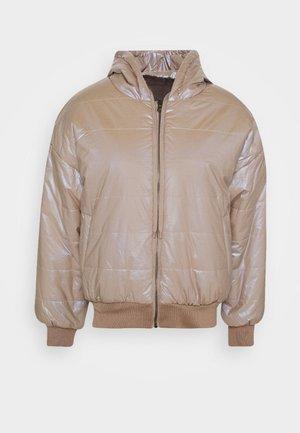 SACRAMENTO VESTE - Winter jacket - caramel/taupe