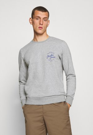 JJHERO  - Sweatshirt - light grey melange