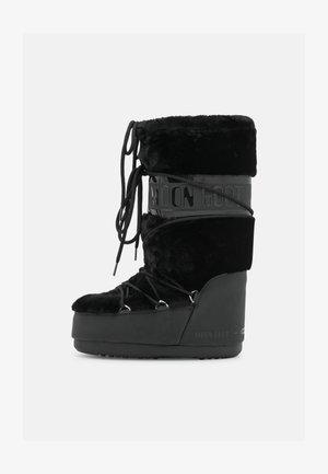 ICON - Vinterstøvler - black