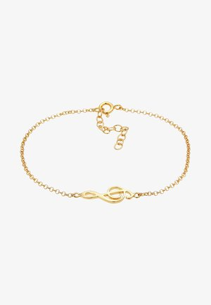 MUSIK NOTE TREND  - Armband - gold-coloured