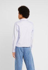 someday. - ZTELLA STRUCTURE - Button-down blouse - smart blue - 2
