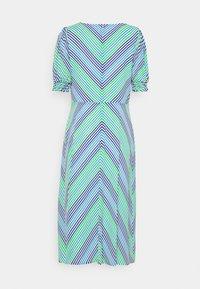 Lauren Ralph Lauren - GILLIAN DAY DRESS - Denní šaty - colonial cream - 7