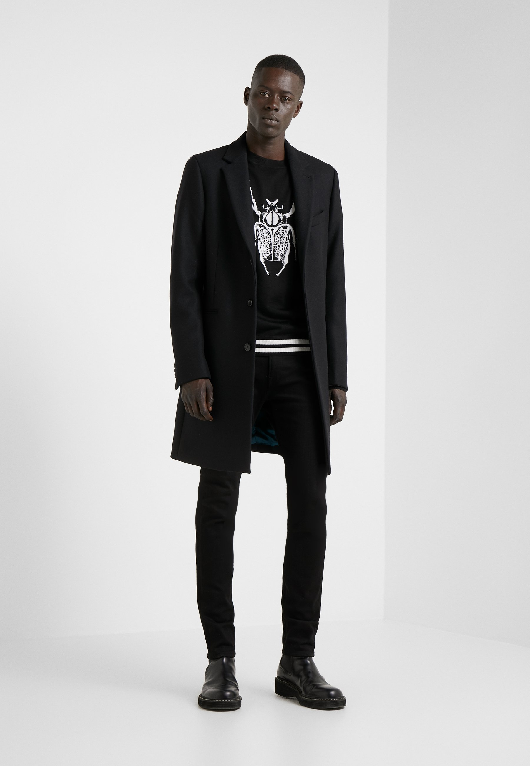 Paul Smith GENTS CREW NECK - Pullover - black