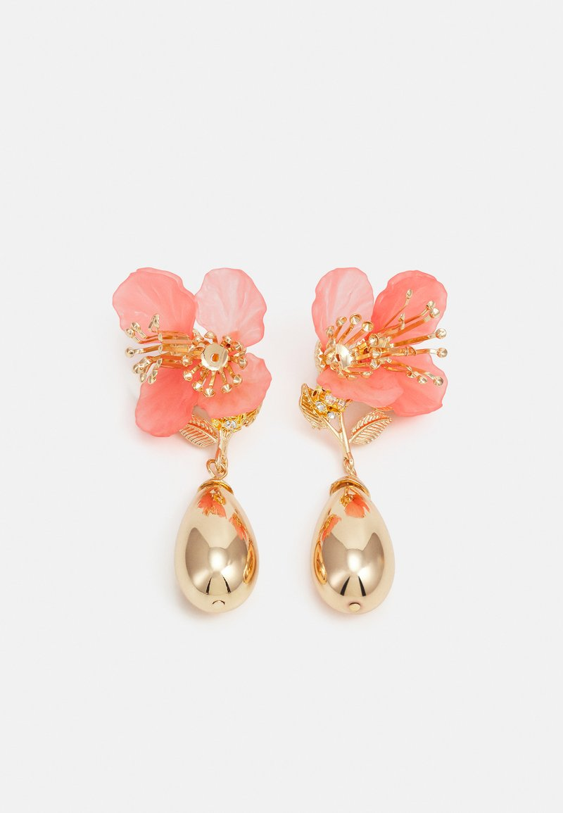 Fire & Glory - FGMISTA EARRINGS - Earrings - gold-coloured