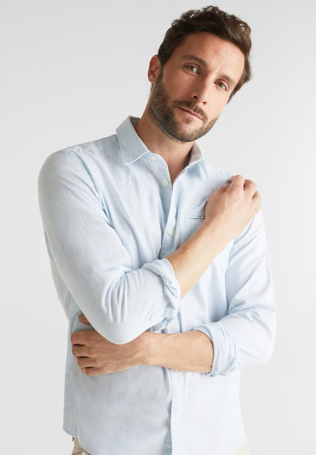 Hemd - light blue