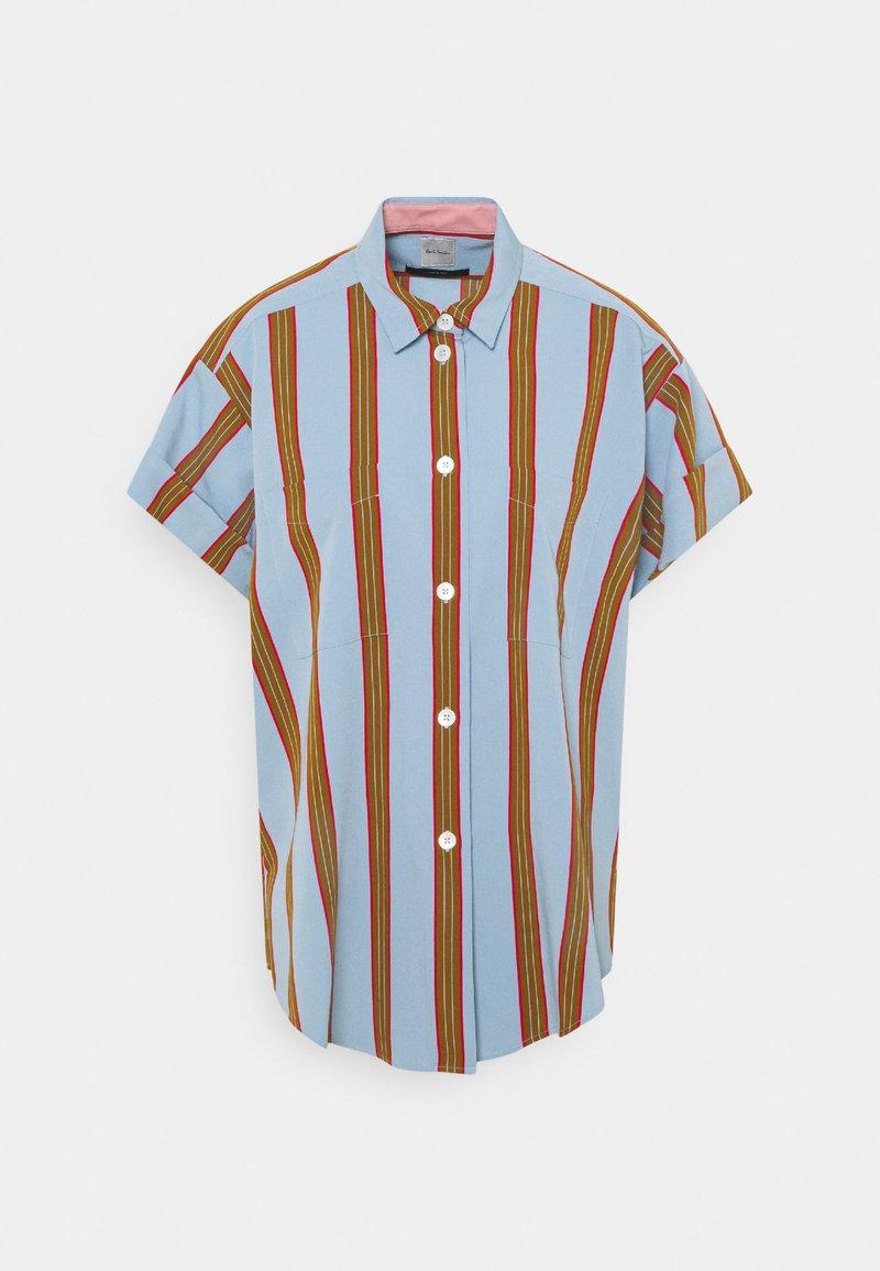 Paul Smith - WOMENS  - Button-down blouse - blue
