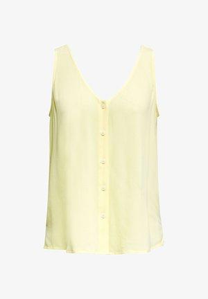 CORE - Blouse - lime yellow