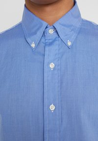 Polo Ralph Lauren - CUSTOM FIT - Camisa - blue end on end - 5