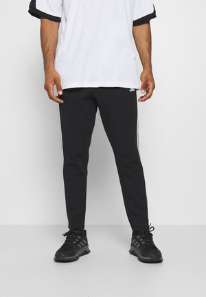 STRIPES MUST HAVES SPORTS REGULAR PANTS - Træningsbukser - black