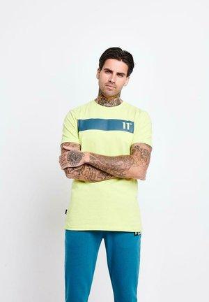 PANEL LIMA - Camiseta estampada - lima