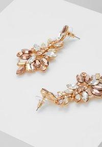 ALDO - LAPETINA - Boucles d'oreilles - bronze-coloured - 2