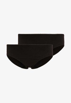 2 PACK - Kalhotky - super black