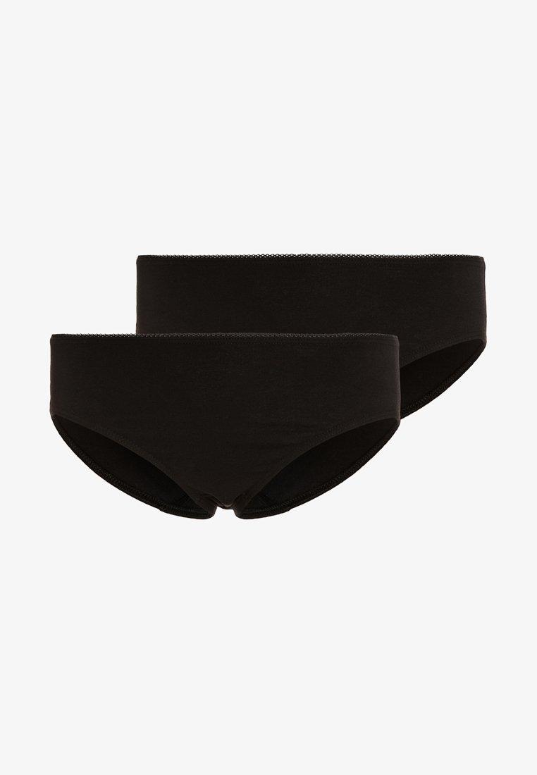 Sanetta - 2 PACK - Kalhotky - super black