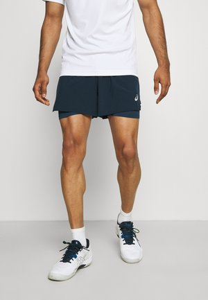 ROAD SHORT - Sports shorts - french blue/french blue