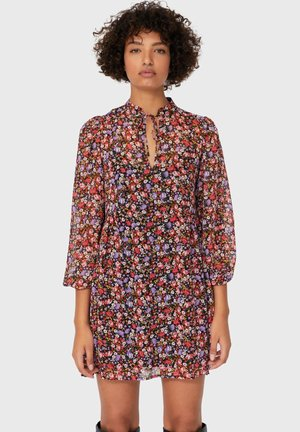 KURZES MIT PRINT - Day dress - multi-coloured