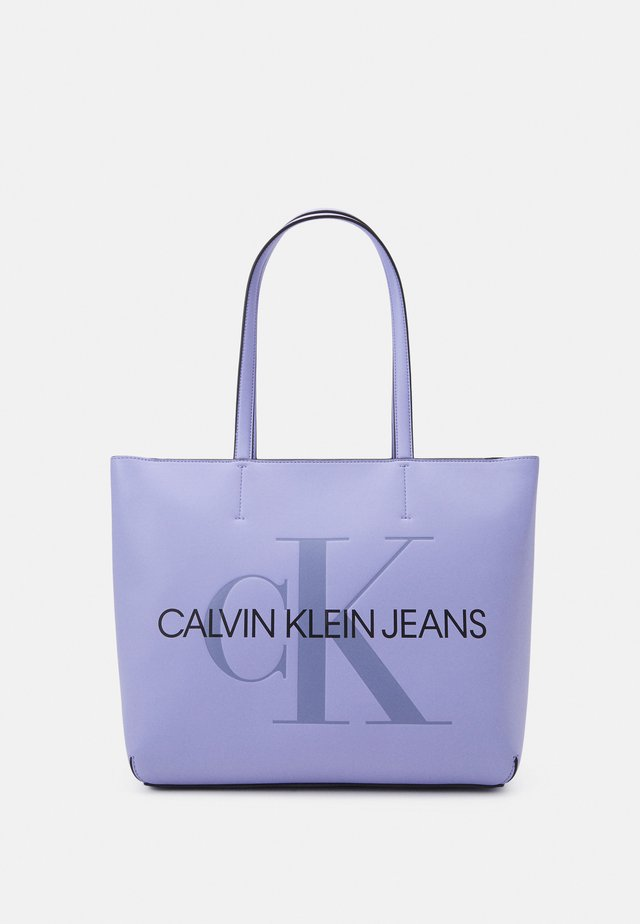 SHOPPER - Cabas - purple