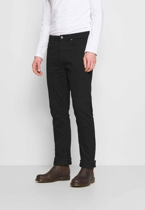 REGULAR - Slim fit jeans - black