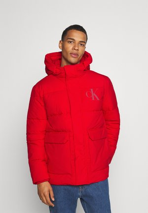 ECO JACKET - Vinterjacka - red hot